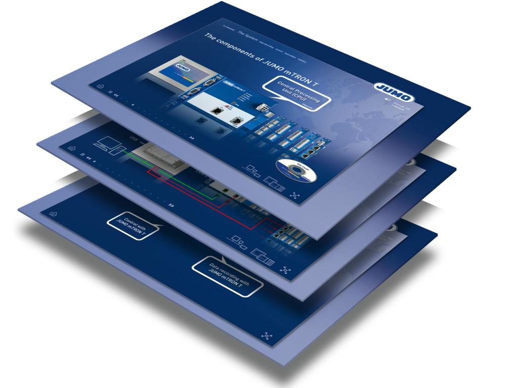 JUMO Online Produktpräsentation