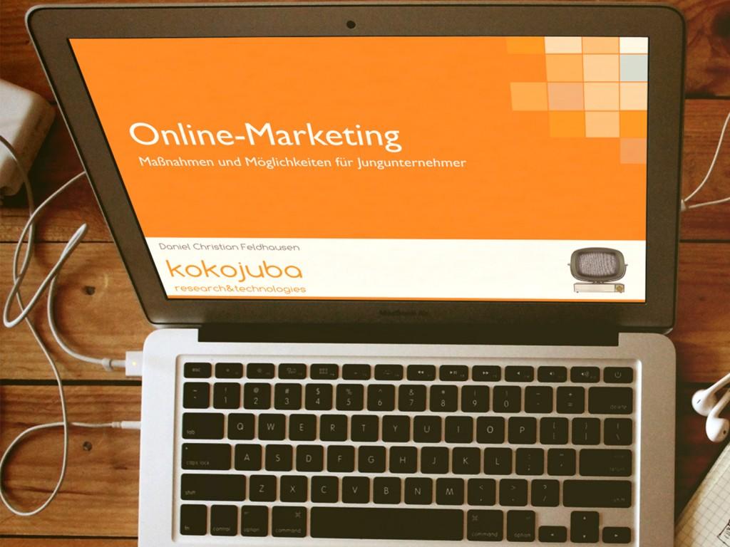 Vortragsreihe: Onlinemarketing für StartUps